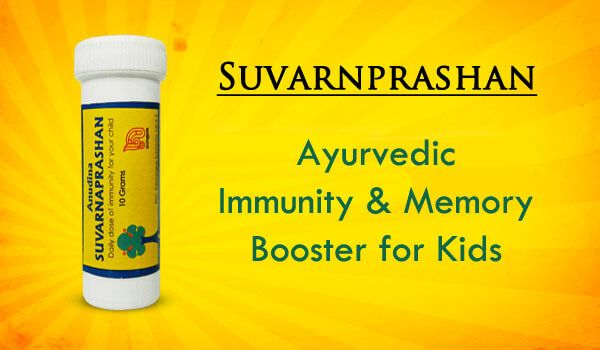 Suvarnprashan - An Immunity, Concentration and Memory Booster for Kids